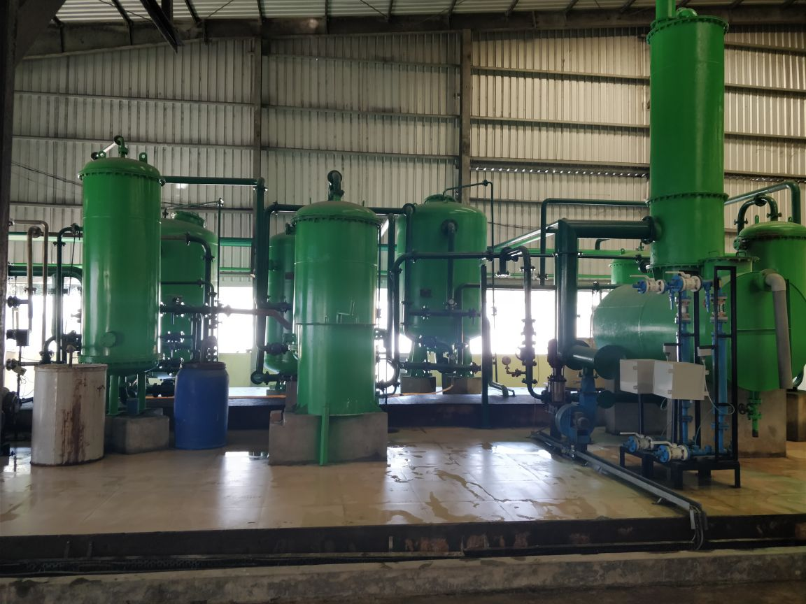 DM Plant at NEFA Breweries